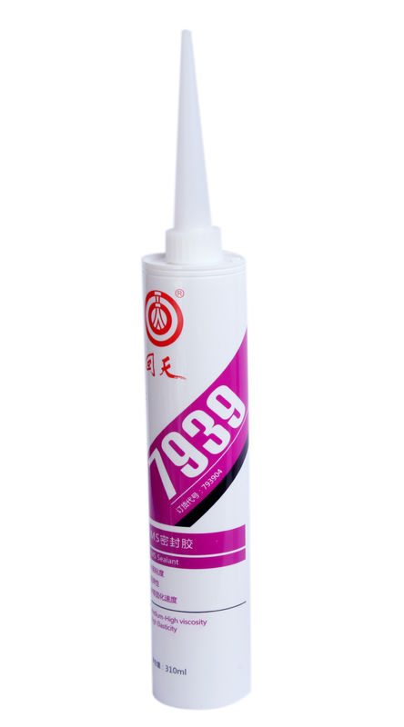 MS7939 Middle viscosity , midiem - high strength RTV MS sealant , automotive adhesive glue