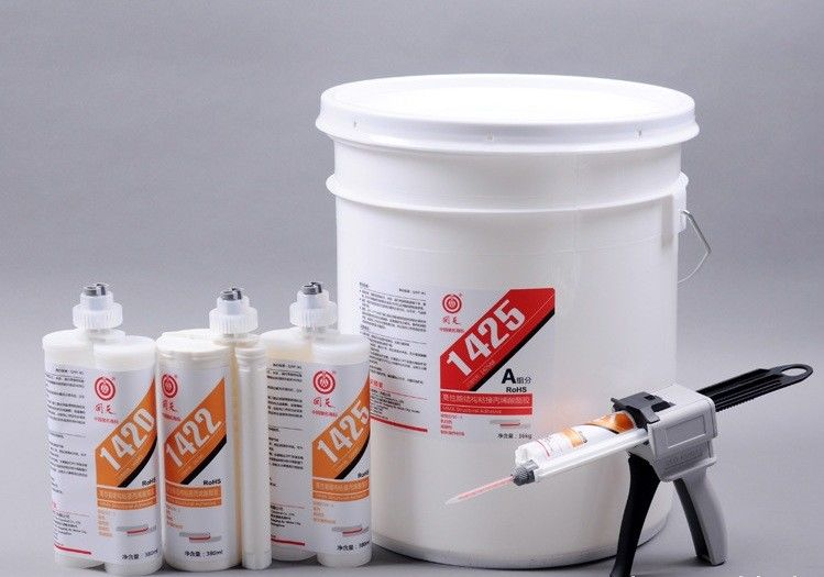1420 Two component Industrial Adhesive Glue / High Performance Acrylic Adhesive