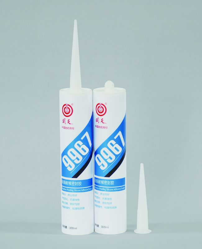 One component polyurethane construction sealant 9967 silicone sealant weather proof
